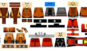 Custom LEGO Decals: Star Space Wars Knights of the Old Light Republic