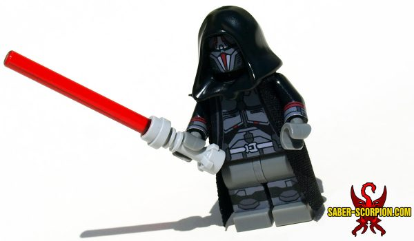 Space Wars Star Marauder Minifigure
