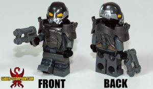 Advanced Power Armor Minifigure
