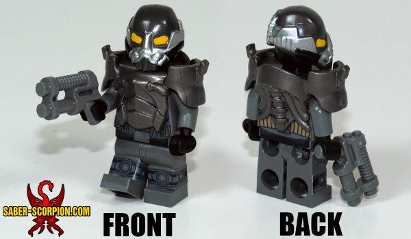 Advanced Power Armor Minifigure