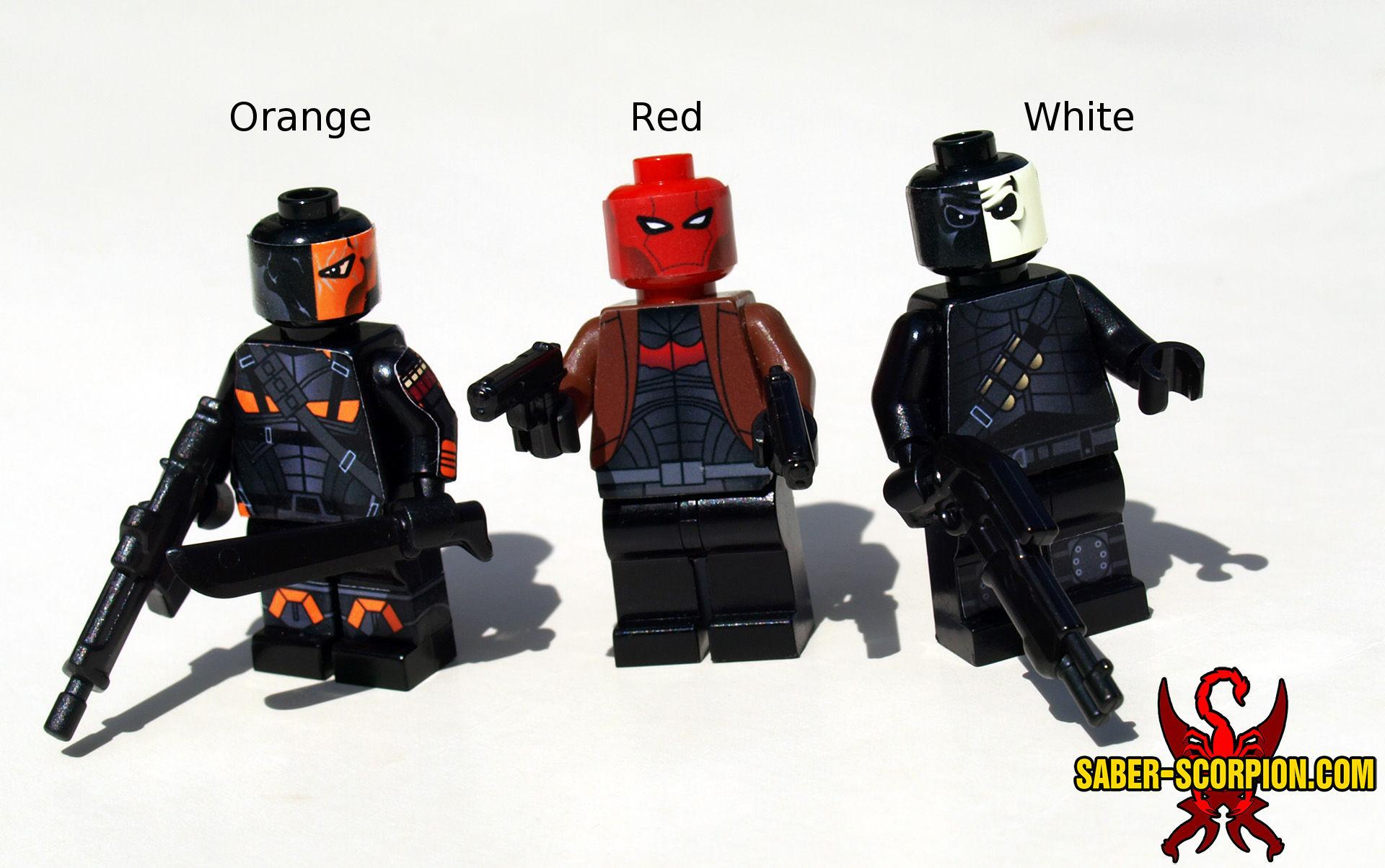 Masked Mercenaries
