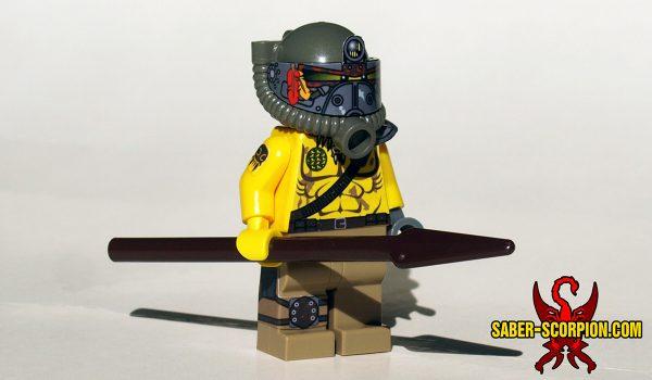 Nuclear Fallout Power Armor Tribal