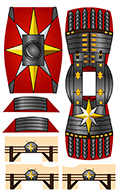 Wulfgard Imperial Legionary Soldier Decals