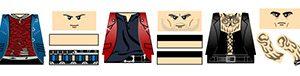 Devil Hunters LEGO Minifigure Decals