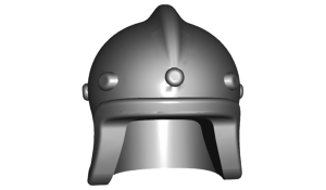 BrickWarriors Archer Helm