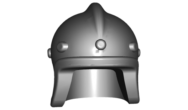 BrickWarriors Archer Helm