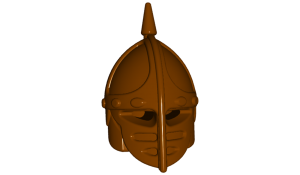 BrickWarriors Crossbowman Guard Helm