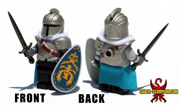 Dark Spirits Bearer of the Curse of Faraam Custom LEGO Minifig