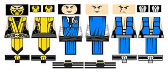 Fantasy Kombat Mortal Warriors Pack