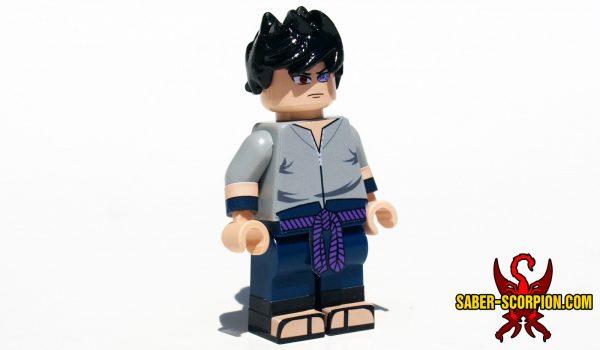 Anime Gray Ninja Naruto Custom LEGO Minifig