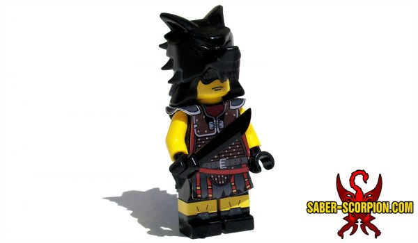 Post-Apoc Fallout Caesar's Legion Vulpes Inculta Custom LEGO Minifigure