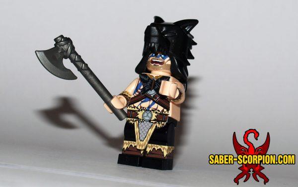 Norse Viking Berserker Ulfhedinn