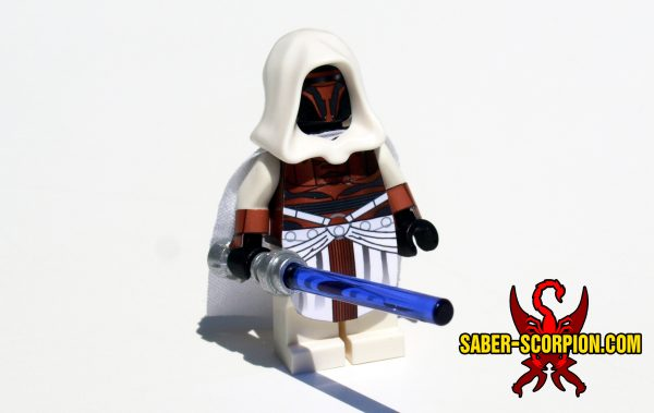 Custom LEGO Star minifig Space Wars Knights of the Light Republic