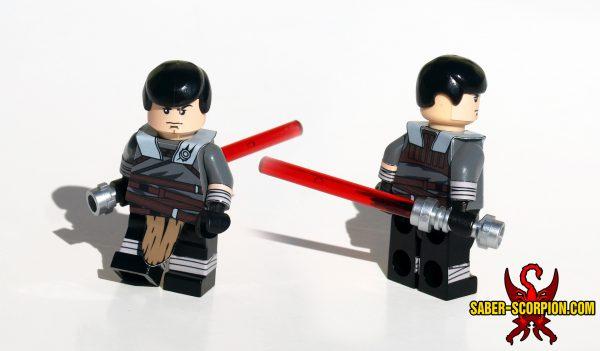 LEGO Space Wars Dark Apprentice Minifigure