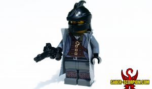 Custom Minifigure Bloodborne Hunter