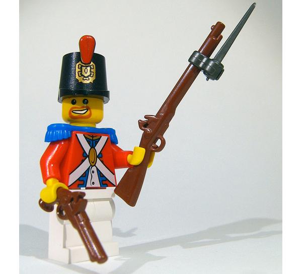 Brickarms Flintlock Musket Rifle