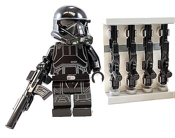 Brickarms E-11D Blaster with Magazine