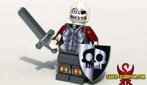 Medievil Sir Daniel Skeleton Knight
