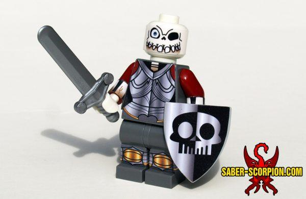 Medievil Sir Daniel Skeleton Knight