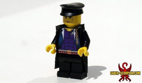 Custom Anime Lego Minifig JoJo Bizarre Adventurer