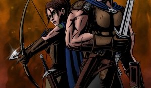 Wulfgard: Into the North cover art