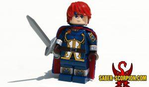 Custom LEGO Minifigure