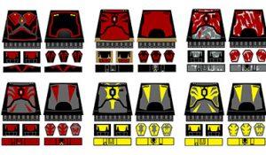 Space Wars Headhunter Mauler Clan